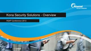 Kona Security Solutions - Overview
