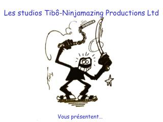 Les studios Tibô-Ninjamazing Productions Ltd