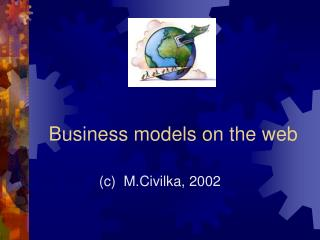 Business models on the web