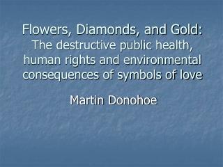 Martin Donohoe