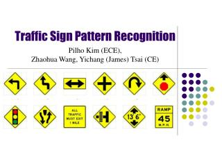 Traffic Sign Pattern Recognition
