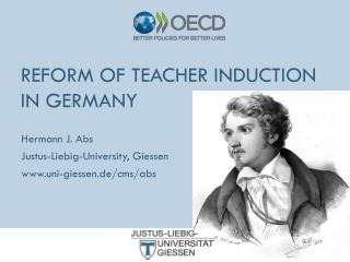 Reform of Teacher Induction in Germany
