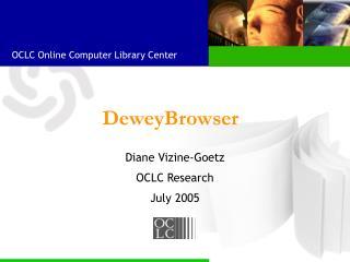 DeweyBrowser