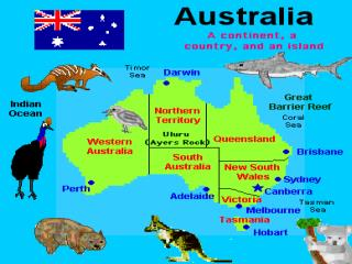 The first people in Australia were the aborigines. Ayers Rock is one of their