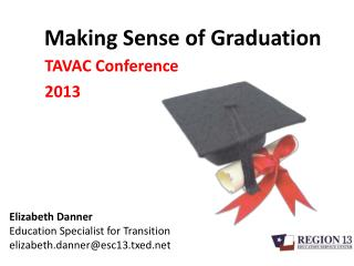 Making Sense of Graduation