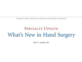 AMERICAN SOCIETY FOR SURGERY  OF THE HAND (ASSH) AMERICAN ASSOCIATION FOR HAND SURGERY ( AAHS)