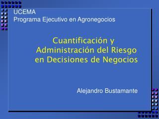 UCEMA Programa Ejecutivo en Agronegocios