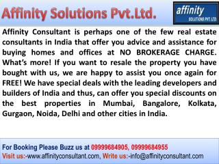 Buy (09999684905) residential apartments Sector - 107 Noida,