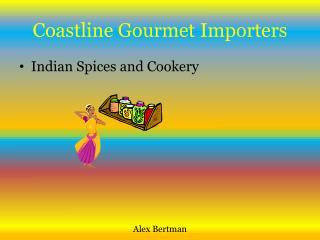 Coastline Gourmet Importers