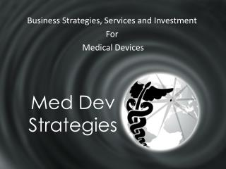 Med Dev  Strategies