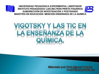 UNIVERSIDAD PEDAGÓGICA EXPERIMENTAL LIBERTADOR INSTITUTO PEDAGÓGICO LUIS BELTRÁN PRIETO FIGUEROA