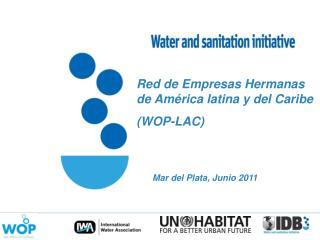 Red de Empresas Hermanas de América latina y del Caribe (WOP-LAC)