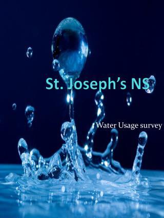 St. Joseph's NS