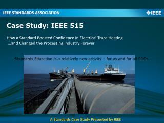 Case Study: IEEE  515