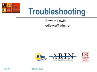 Troubleshooting