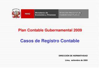 DIRECCIÓN DE NORMATIVIDAD Lima,  setiembre de 2009