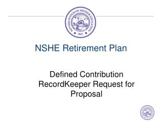 NSHE Retirement Plan