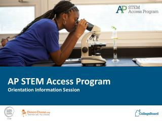 AP STEM Access Program