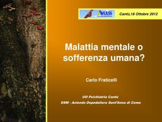 Carlo Fraticelli