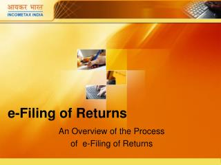 e-Filing of Returns