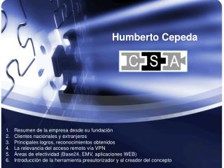 Humberto  Cepeda