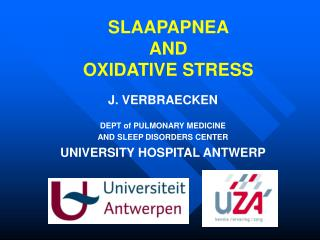 SLAAPAPNEA  AND  OXIDATIVE STRESS