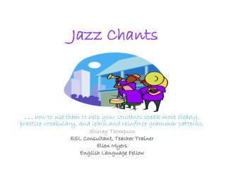 Jazz Chants