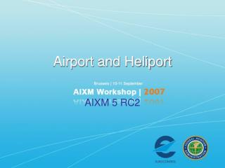 Airport and Heliport