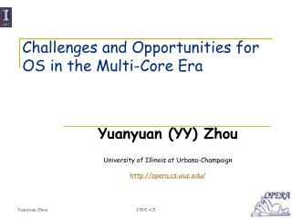 Challenges and Opportunities for OS in the Multi-Core Era
