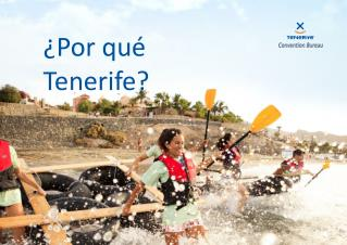¿ Por qué Tenerife ?