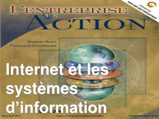 Internet et les syst�mes d�information