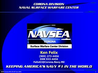NSWC Corona-MS LCPs KF June 2002