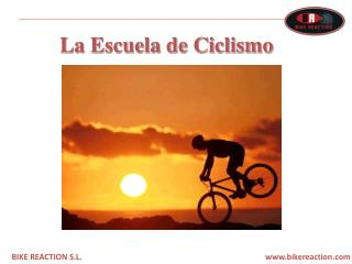 La Escuela de Ciclismo
