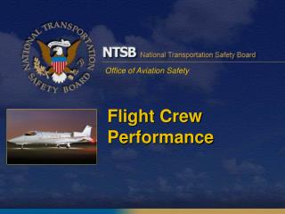 Flight Crew Performance