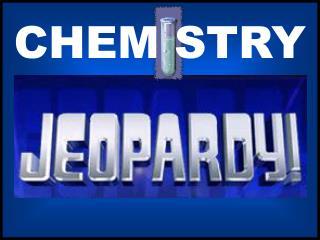 CHEM STRY