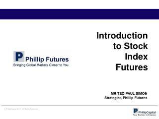 Introduction  to Stock Index Futures