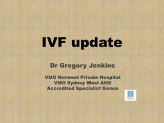 IVF update