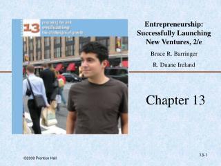 Entrepreneurship: Successfully Launching New Ventures, 2