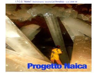"""I.T.C.G. """"Mattei""""-  Decimomannu -  docente :Loi Annalisa –  a.sc. 2008-'09"""