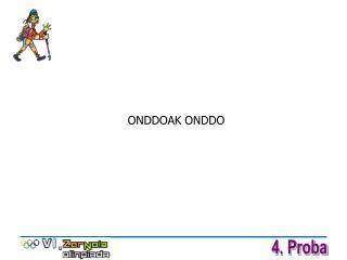 ONDDOAK ONDDO