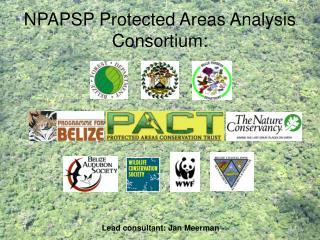 NPAPSP Protected Areas Analysis Consortium: