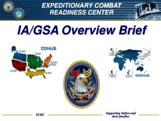 IA/GSA Overview Brief
