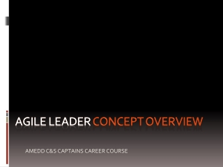 CAPTAINS CAREER COURSE