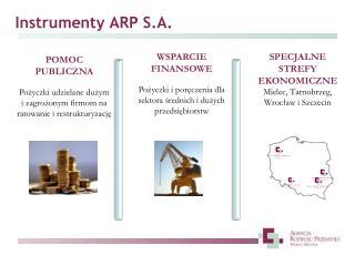 Instrumenty ARP S.A.