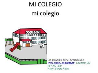 MI COLEGIO mi colegio