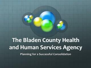 The Bladen County Health and Human Services Agency