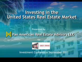 Investing in the United States Real Estate Market