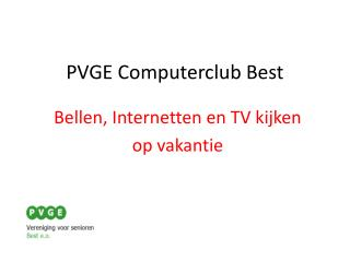 PVGE Computerclub Best