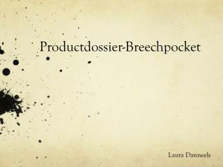 Productdossier- Breechpocket