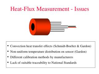 Heat-Flux Measurement - Issues